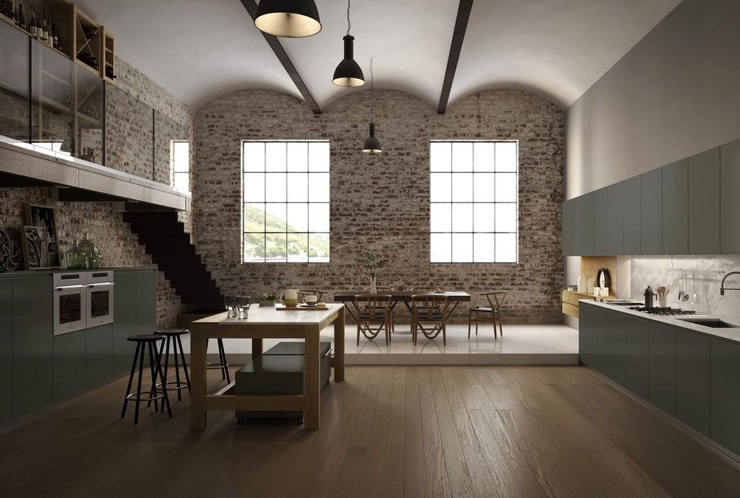 Cucina Mirarbella aria di loft  Coffee Break  The