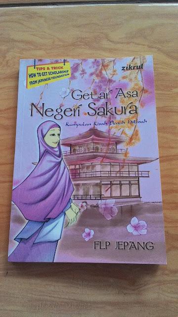 buku forum lingkar pena jepang buku getar asa negeri sakura