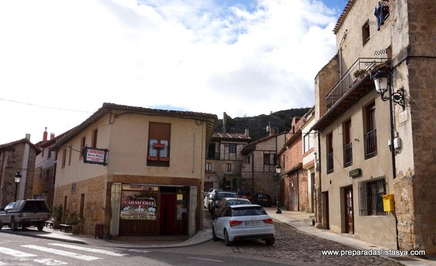 Pueblo de Frías, Burgos
