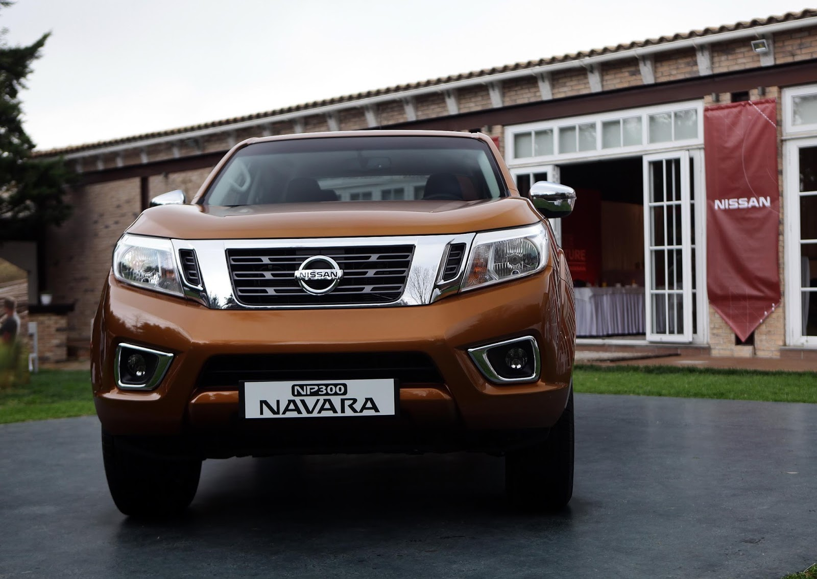 IMG 7469 Το νέο Nissan NP300 NAVARA ήρθε στη χώρα μας για σκληρή δουλειά και από 26.090€ Nissan, Nissan NP300 Navara, Pick-up