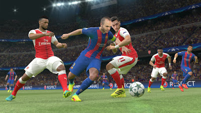 Pro Evolution Soccer 2017 PC GamePlay
