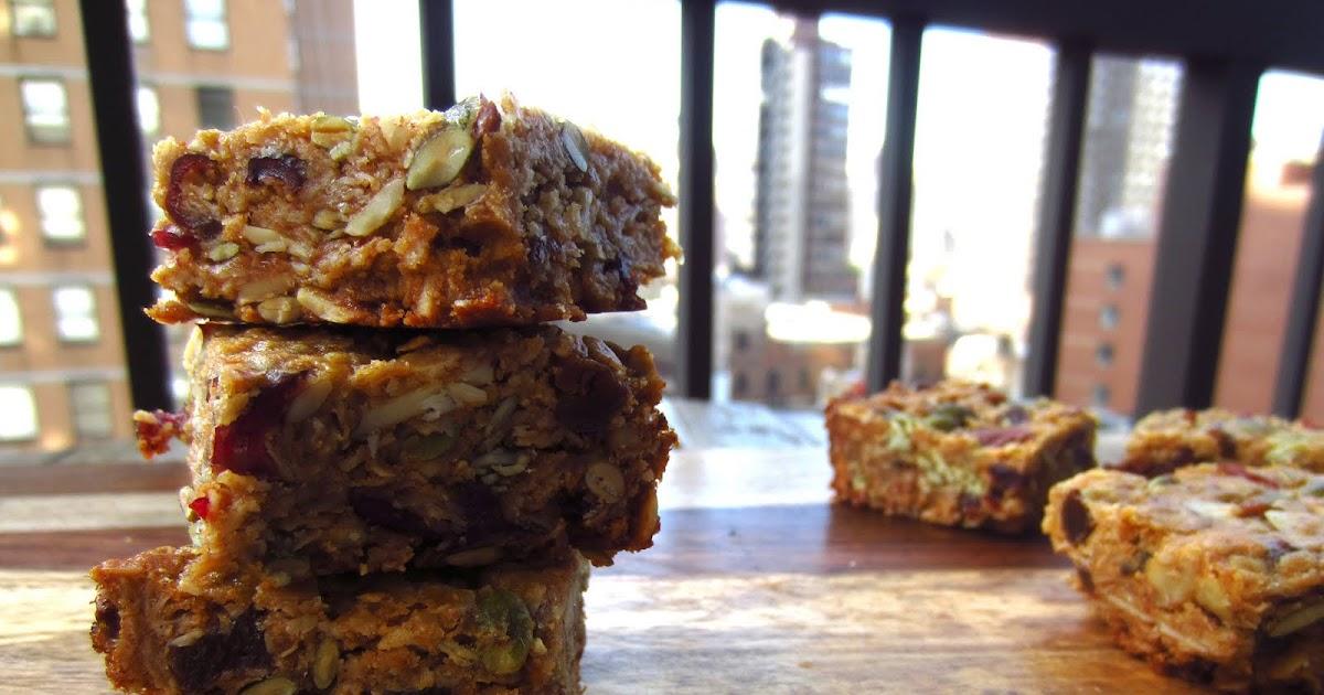 Chewy Granola Bars Smitten Kitchen