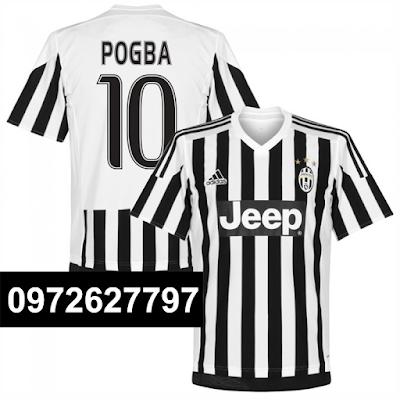 Juventus trắng sọc đen