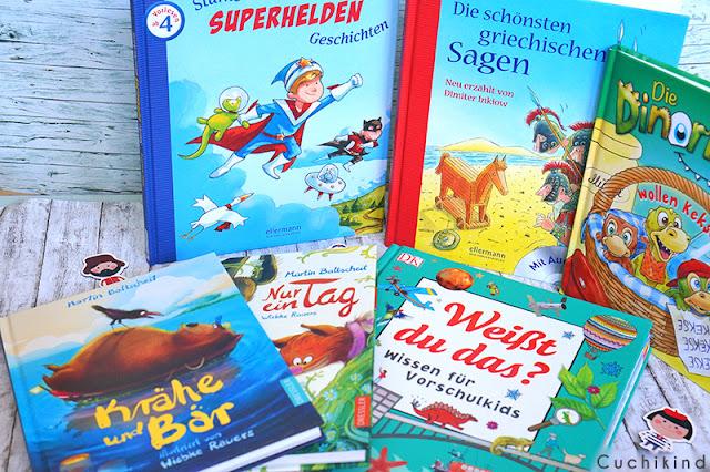 neue Kinderbücher ab 5 jahren