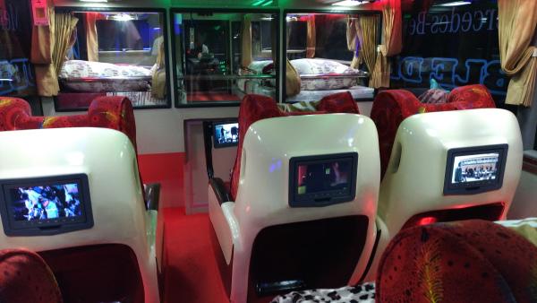 Bus Antar Kota Di Aceh Nyamannya Sama Seperti Pesawat Airbus A380 Situnis Com