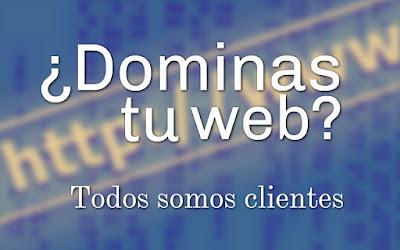 ¿Dominas tu web?