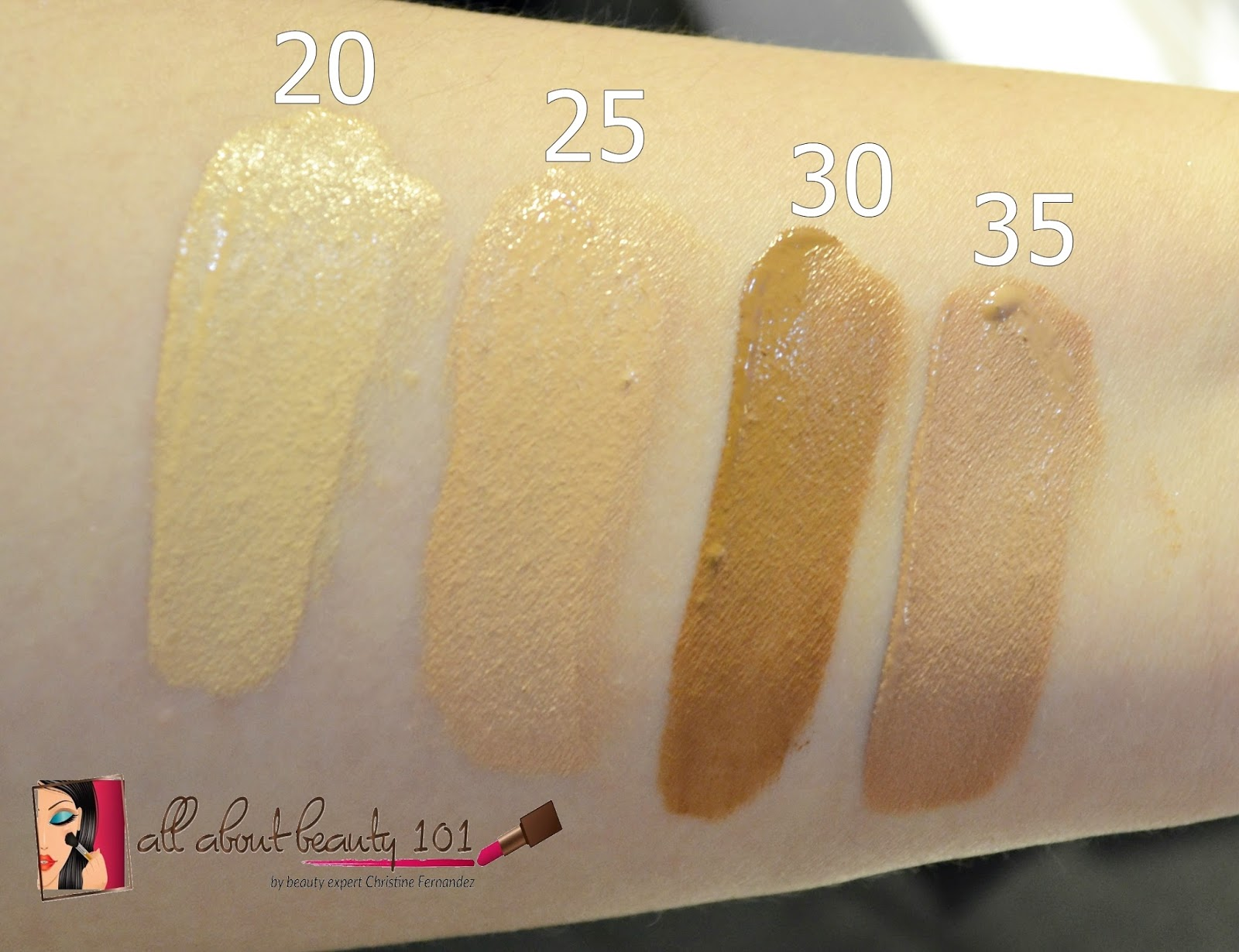 Maybelline: Fit Me Concealer In 20 + All Shades Swatches | All ...