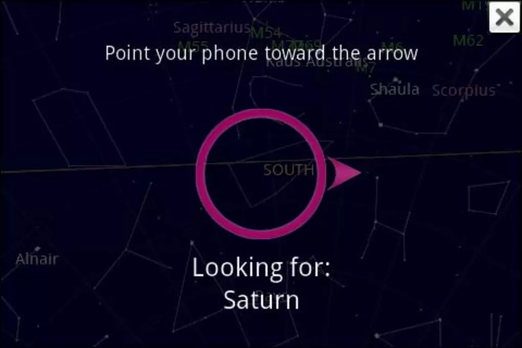 5 Best Astronomy Apps | Stargazing apps free | techtubeinfo Google Sky Map App on