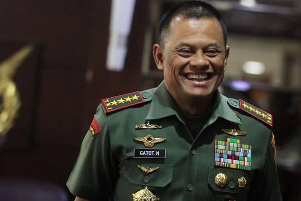 Panglima TNI Imbau Sisa-sisa Kelompok Teroris Turun Gunung dan Kembali ke NKRI