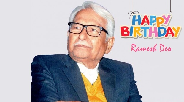 Wish You A Very Happy Birthday Ramesh Deo