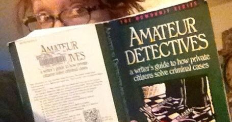 Amateur Sleuth Writing Tool: Get One for Your Toolbox