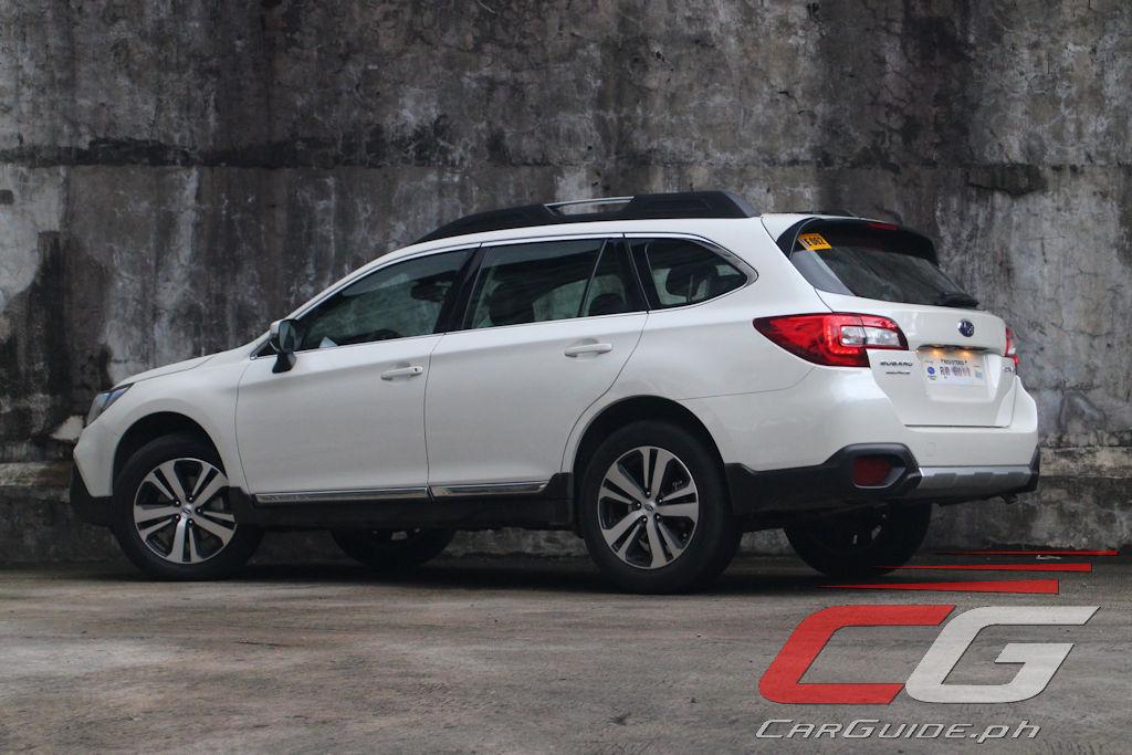 Review: 2018 Subaru Outback 3 6R-S EyeSight   Philippine Car