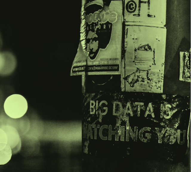 Big Data is watching you.