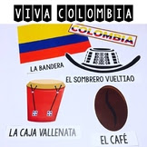 Mini Book: ¡Viva Colombia!