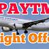 Top 5 Paytm Flight Offers-Use Promocodes & Get Cashback