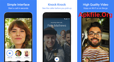 Screenshot_4 Google Duo APK Free Download Latest v8.0 For Android Apps