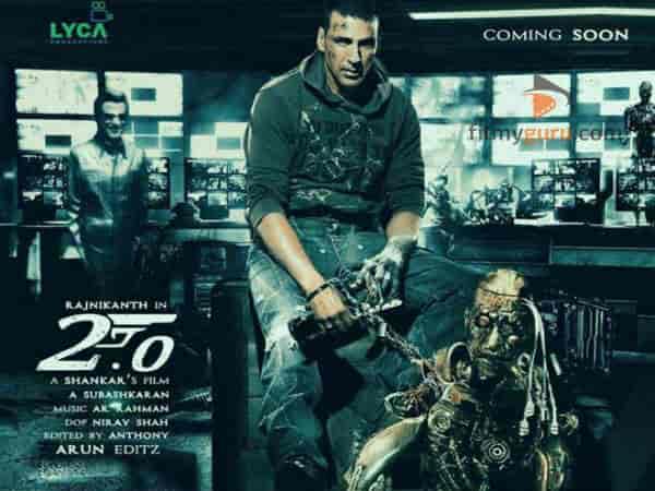 Robot 2.0 Movie Full Movie