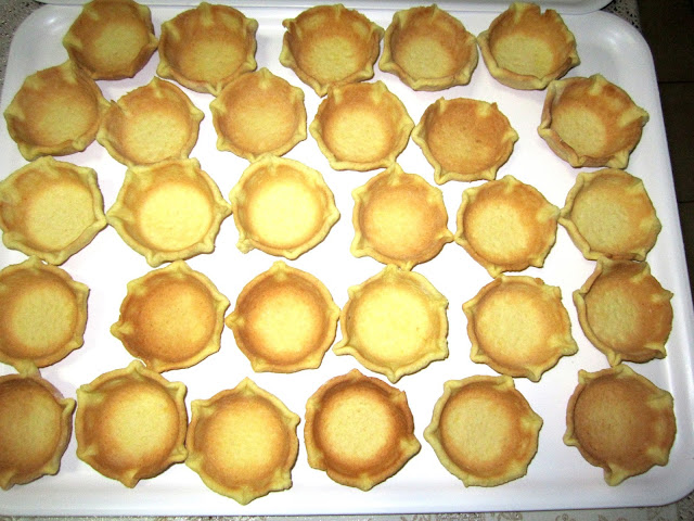 Facili Idee Come Fare Cestini Di Pasta Frolla