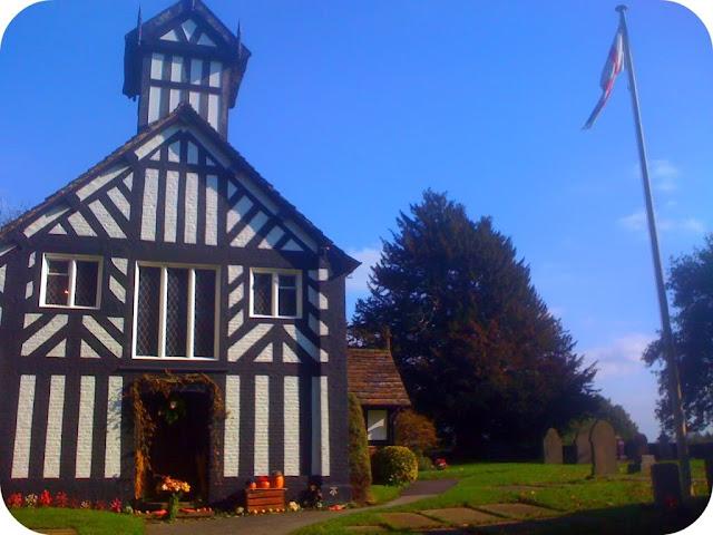 Siddington Church Macclesfield