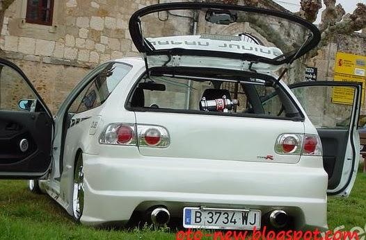 Jual Honda Estilo 1995 ~ 9 - Mobil W