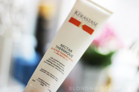 Nektar chroniący włosy przed wysoką temperaturą | Kerastase Nutritive Nectar Thermique - czytaj dalej »