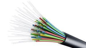 bagian luar dalam kabel fiber optic