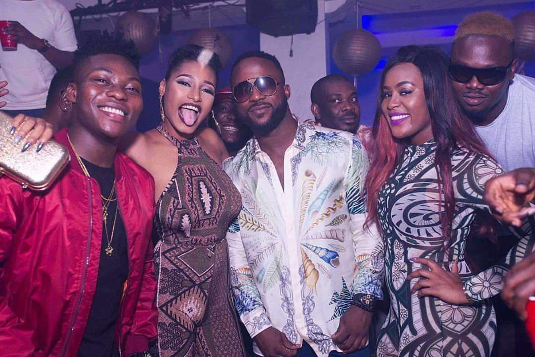 Don Jazzy & Mavin Crew Host Iyanya To Mavin Welcome Party In Lagos