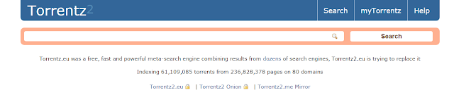 أفضل محرك بحث تورنت