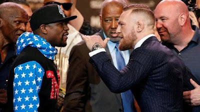 What Are The Floyd Mayweather, Conor McGregor Online Boxing Betting Odds