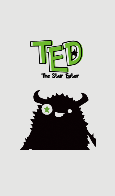 A Monster Named Ted