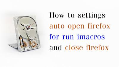 เครื่องอืดบ่อย แก้ด้วยการสั่งให้ปิด-เปิดบร้าวเซอร์และสั่งให้ไอมาโครทำงาน