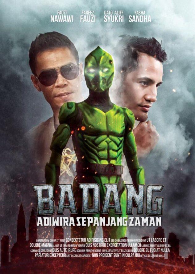 Filem Badang Hanya Kutip RM69K Selepas Seminggu Ditayangkan