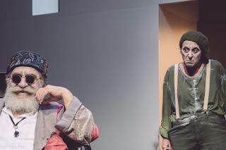 """'Το τέλος του παιχνιδιού"""" του Σάμουελ Μπέκετ, σε σκηνοθεσία Γλυκερίας Καλαΐτζή"""