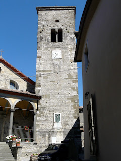 The Church of San Pietro in Careggine