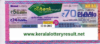 KERALA LOTTERY, kl result yesterday,lottery results, lotteries results, keralalotteries, kerala lottery, keralalotteryresult, kerala lottery result, kerala   lottery result live, kerala lottery results, kerala lottery today, kerala lottery result today, kerala lottery results today, today kerala lottery result, kerala   lottery result 17-11-2017, Nirmal lottery results, kerala lottery result today Nirmal, Nirmal lottery result, kerala lottery result Nirmal today, kerala lottery   Nirmal today result, Nirmal kerala lottery result, NIRMAL LOTTERY NR 44 RESULTS 17-11-2017, NIRMAL LOTTERY NR 44, live NIRMAL   LOTTERY NR-44, Nirmal lottery, kerala lottery today result Nirmal, NIRMAL LOTTERY NR-44, today Nirmal lottery result, Nirmal lottery today result,   Nirmal lottery results today, today kerala lottery result Nirmal, kerala lottery results today Nirmal, Nirmal lottery today, today lottery result Nirmal,   Nirmal lottery result today, kerala lottery result live, kerala lottery bumper result, kerala lottery result yesterday, kerala lottery result today, kerala   online lottery results, kerala lottery draw, kerala lottery results, kerala state lottery today, kerala lottare, keralalotteries com kerala lottery result,   lottery today, kerala lottery today draw result, kerala lottery online purchase, kerala lottery online buy, buy kerala lottery online