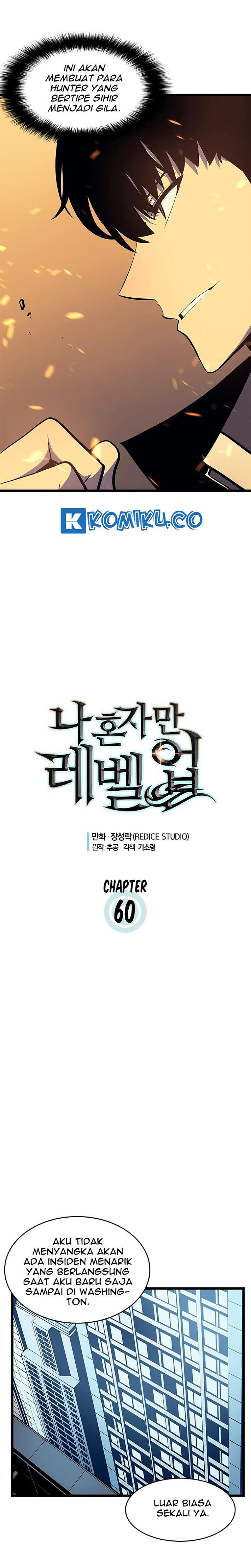 Solo Leveling Chapter 60
