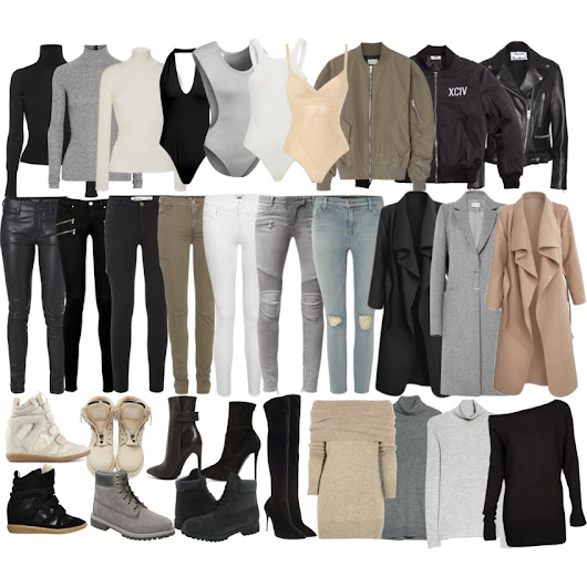 Rim Reads: FASHION // FALL WARDROBE ESSENTIAL