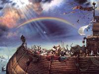 Riwayat Sejarah Kisah Nabi Nuh AS