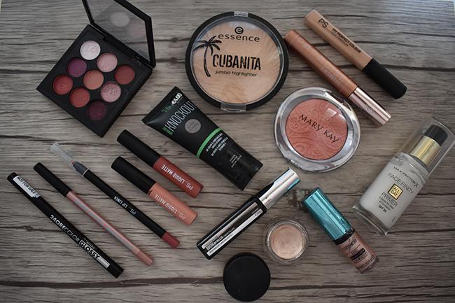 Maquillaje de Primark