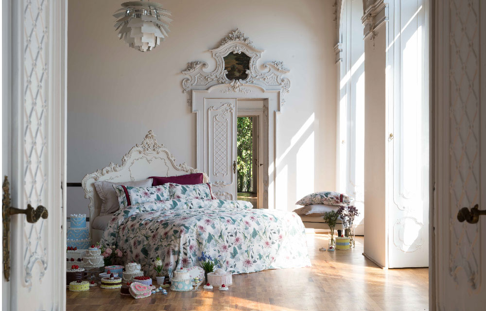 Somma 1867 & TWINSET insieme per la nuova collezione TWINSET Casa