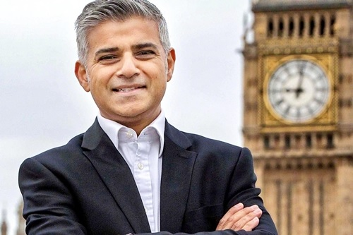 History is Made as Sadiq Khan Becomes the First Muslim to be Elected Mayor of London