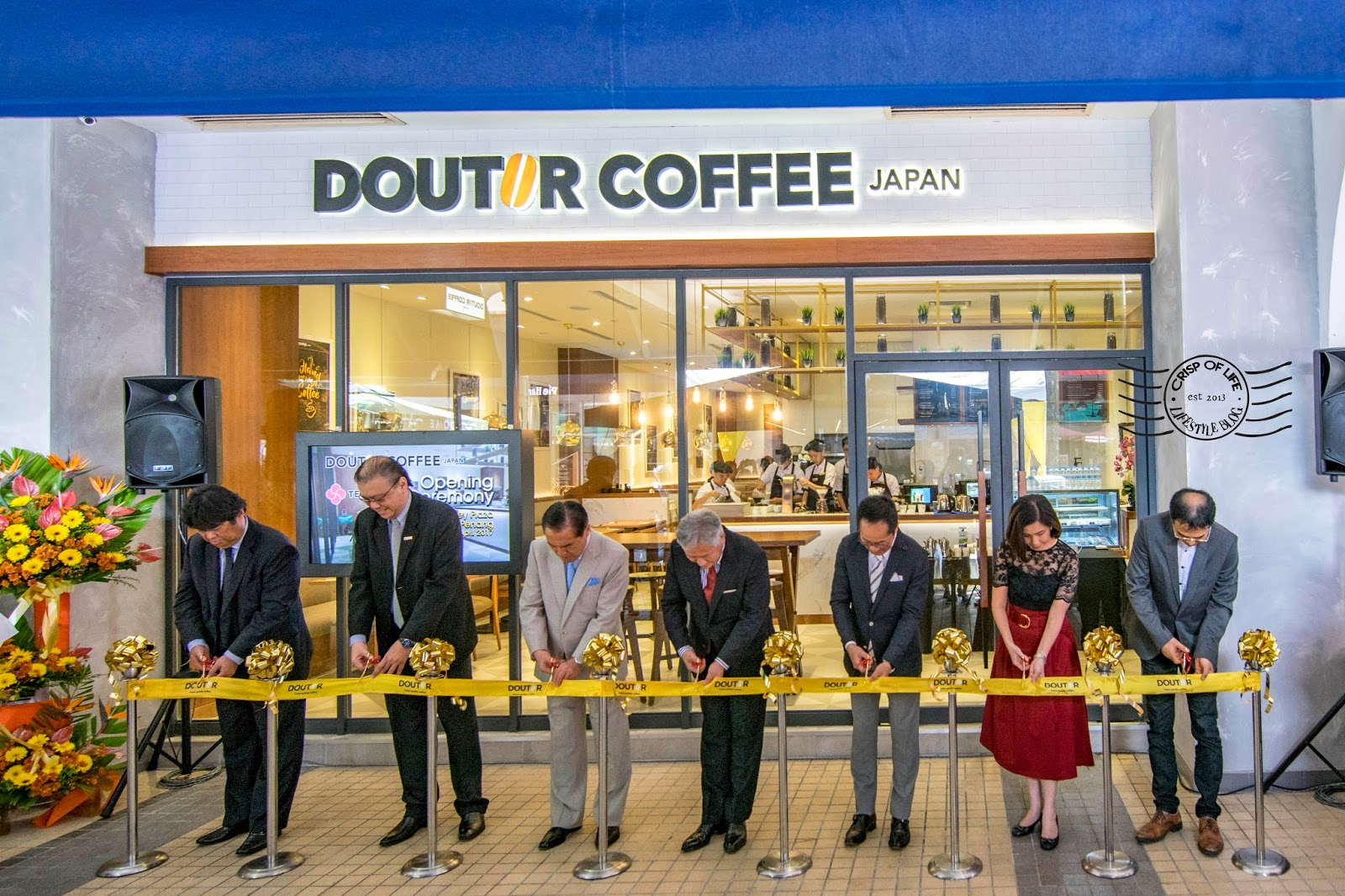 Japan's Doutor Coffee @ Gurney Plaza, Penang