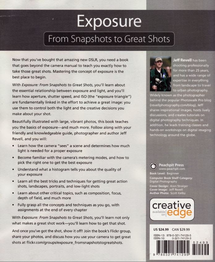 Exposure 'From Snapshots to Great Shots'