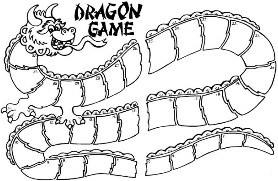 Ideas To Help You Teach Chinese Dragon Board Game