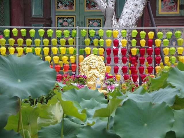 Templo Jogyesa Seul