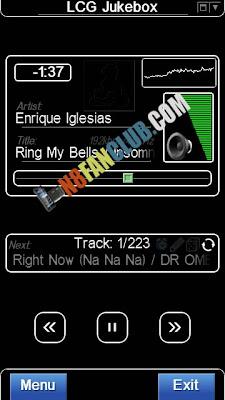 LCG Juke Box 2 76 Music Player for Nokia N8 Smartphone Full App Download