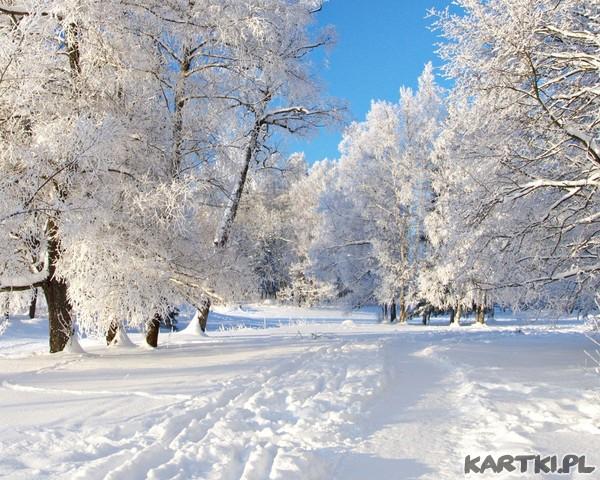 Z Radości Istnienia Zima