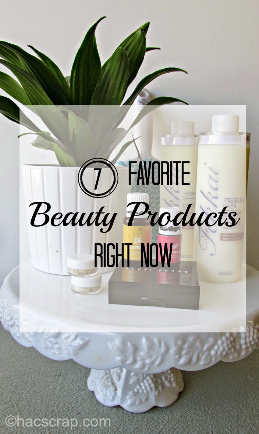 The 7 fabulous beauty products to try right now!