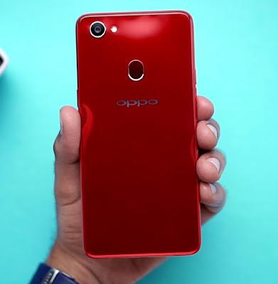 Harga Dan Spesifikasi Oppo F7 Generasi Penerus Kamera Kinclong