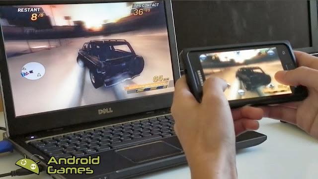 Droid4X: أفضل محاكي لتثبيت التطبيقات على جهازك و تحميلها من جوجل ألعاب و تحويل هاتفك إلى عصا للتحكم في الألعاب على جهازك